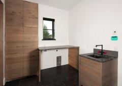 White Oak Mountain Modern Kitchen