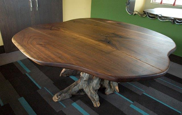 High End Furniture Design In Colorado T Scholl Fine  : nickodem and full circle table 039 from www.tschollfinewoodworks.com size 640 x 405 jpeg 39kB
