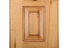 Rustic Beech Raised Panel Door