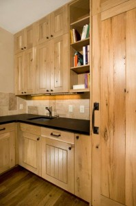 White Oak Built-Ins