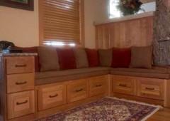 Custom Builtin Day Bed