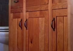 Inset Cherry Doors